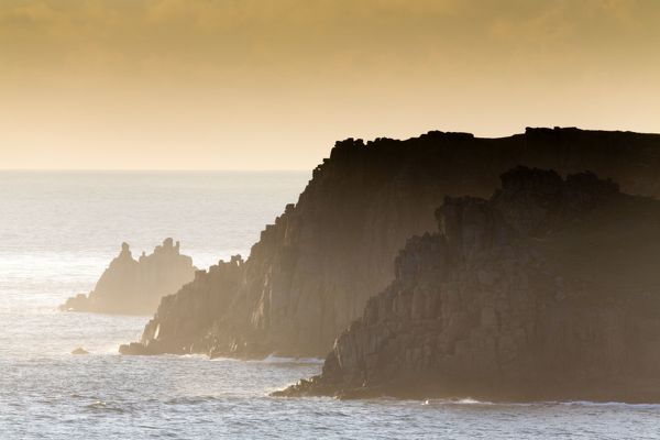 DAC-862. Land's End - Cornwall - UK - from Gwennap Head