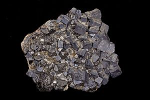 Galena and Sphalerite the main ore minerals of lead