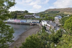 Portree Harbour - Isle of Skye - Scotland