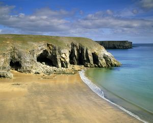 South WALES - Pembrokeshire coast