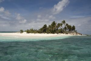 landscapes/tropical atoll prison atoll known pulu beras