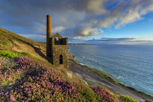 Wheal Coates - Engine House - St Agnes - Cornwall - UK